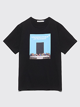 Undercover Last Supper T-shirt Black