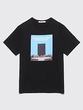 Undercover Last Supper T-shirt Black