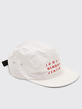 Undercover Logic Memory Center Cap White