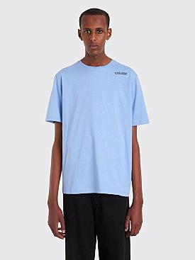 Wales Bonner Créolité T-Shirt Blue
