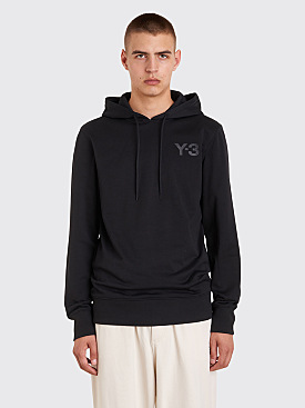 Y-3 Classic Hooded Sweatshirt Black