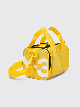 Y-3 Mini Bag Yellow