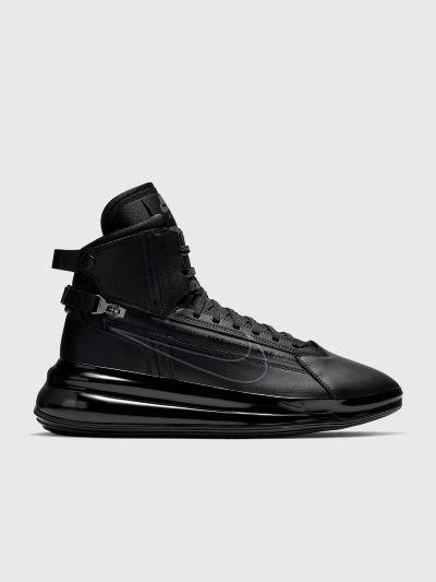brand new 18bb4 36701 Très Bien - Nike Air Max 720 Saturn Black