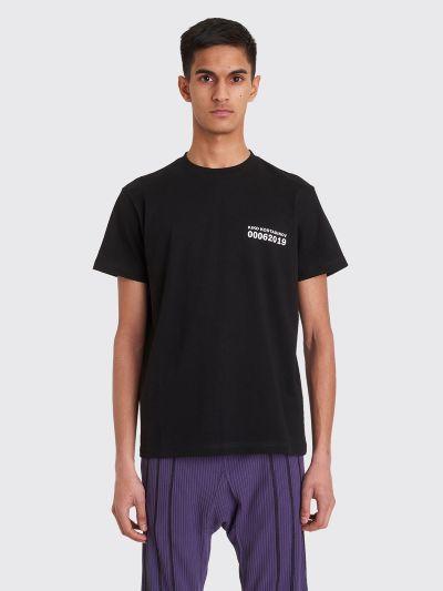 289d15aff816 Très Bien - Kiko Kostadinov 0006 Graphic T-shirt Black