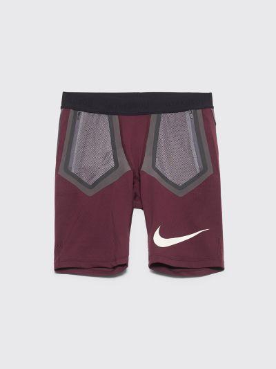 Très Bien - Nike Gyakusou Techknit Shorts Deep Burgundy   Iron Grey 19d49a3bd