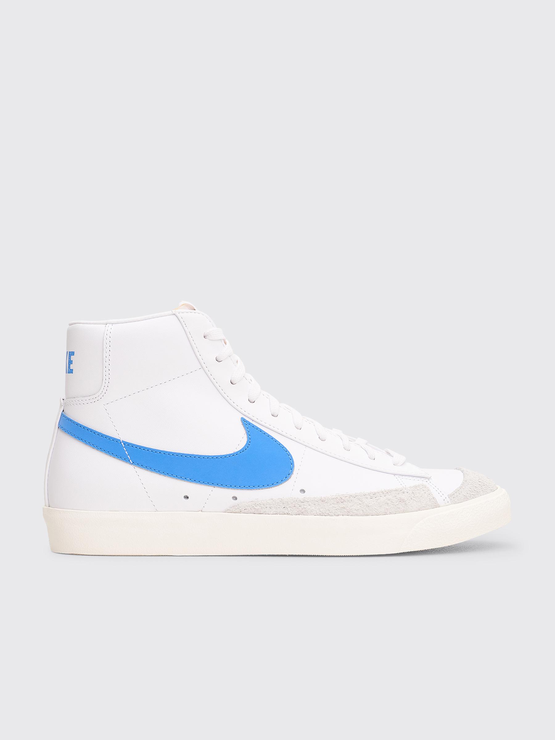 Très Bien - Nike Blazer Mid '77 Vintage Pacific Blue / Sail White
