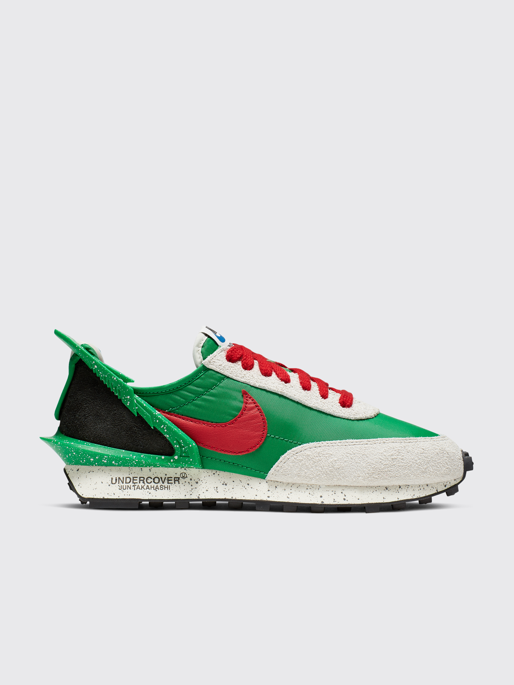 7f7db296 Nike x Undercover Wmns Daybreak Lucky Green / University Red
