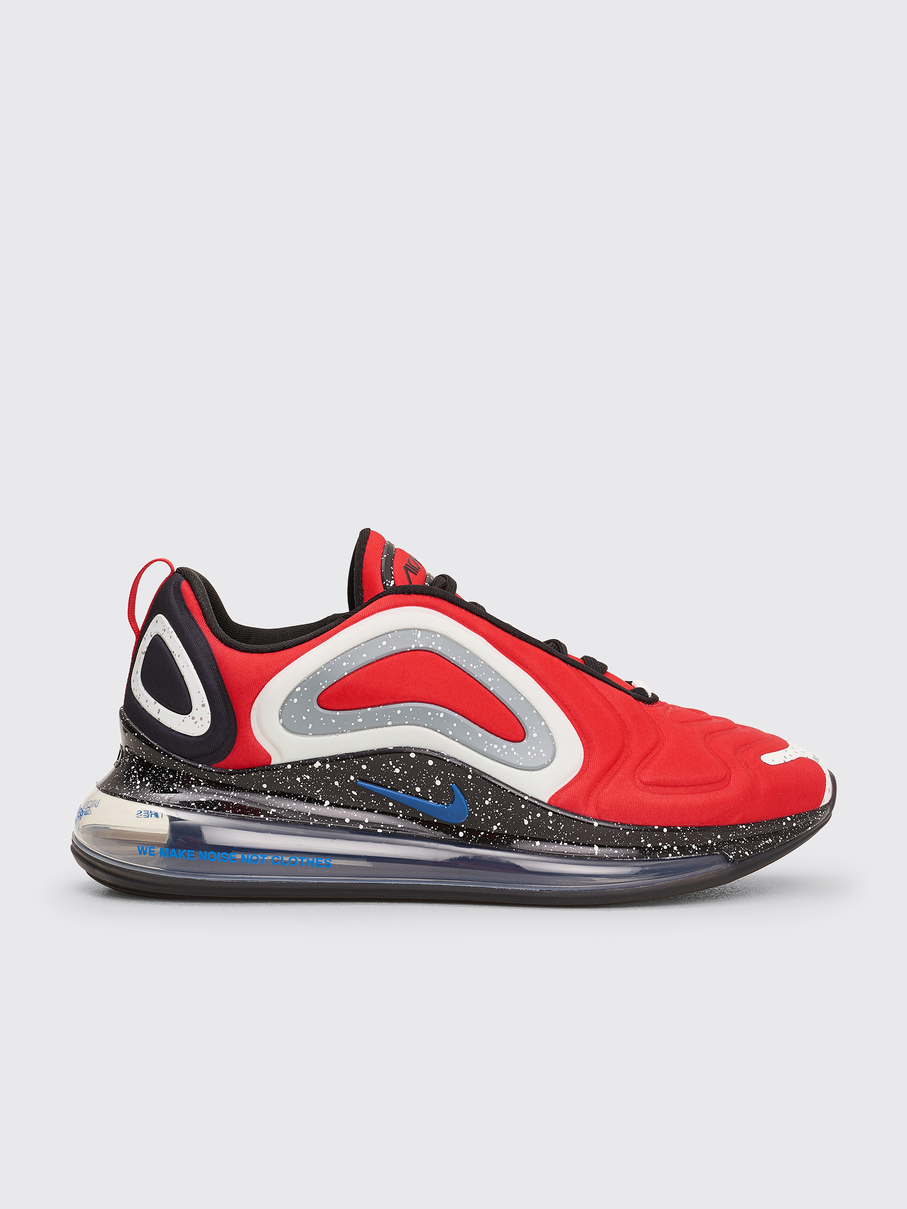 Tres Bien Nike X Undercover Air Max 720 University Red