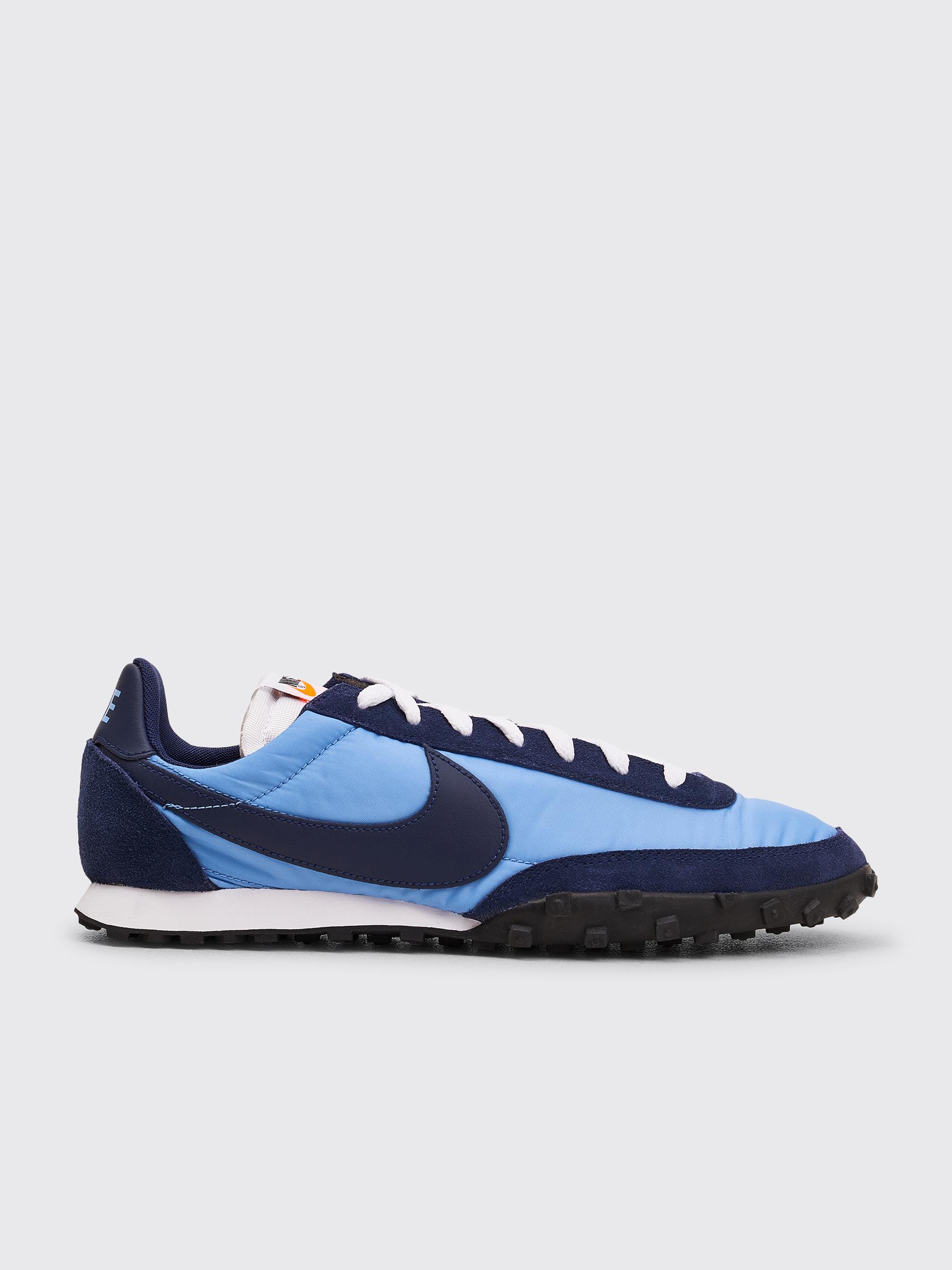 Nike Waffle Racer Light Blue Midnight Blue