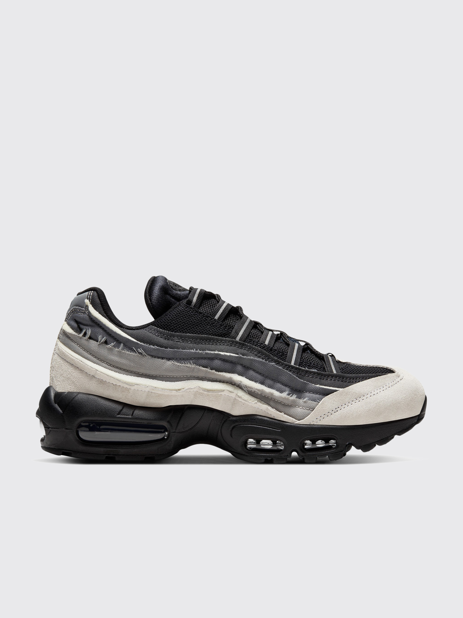 Nike x CDG Homme Plus Air Max 95 Grey