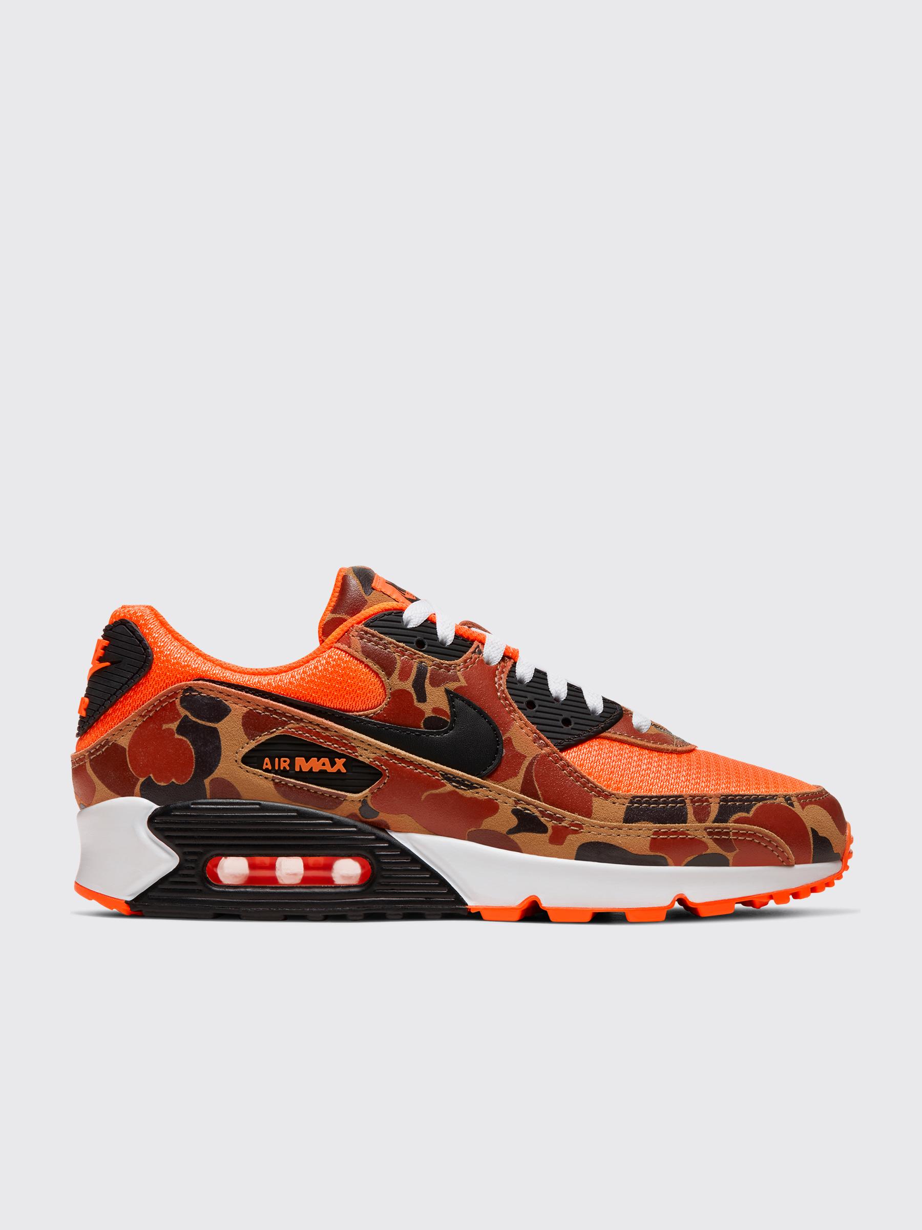 Nike Air Max 90 SP Total Orange Black
