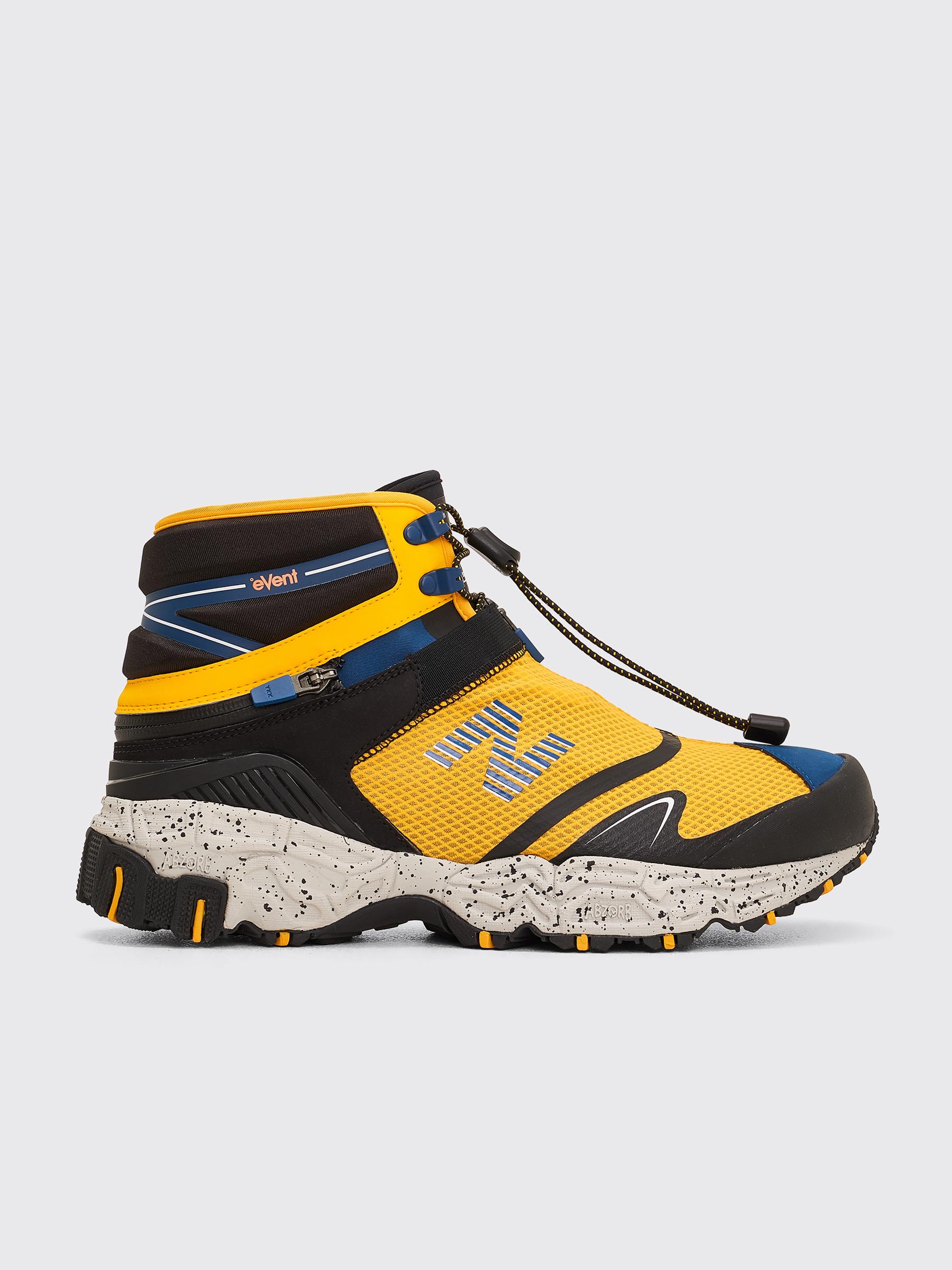 Très Bien - New Balance MSNB1 Yellow