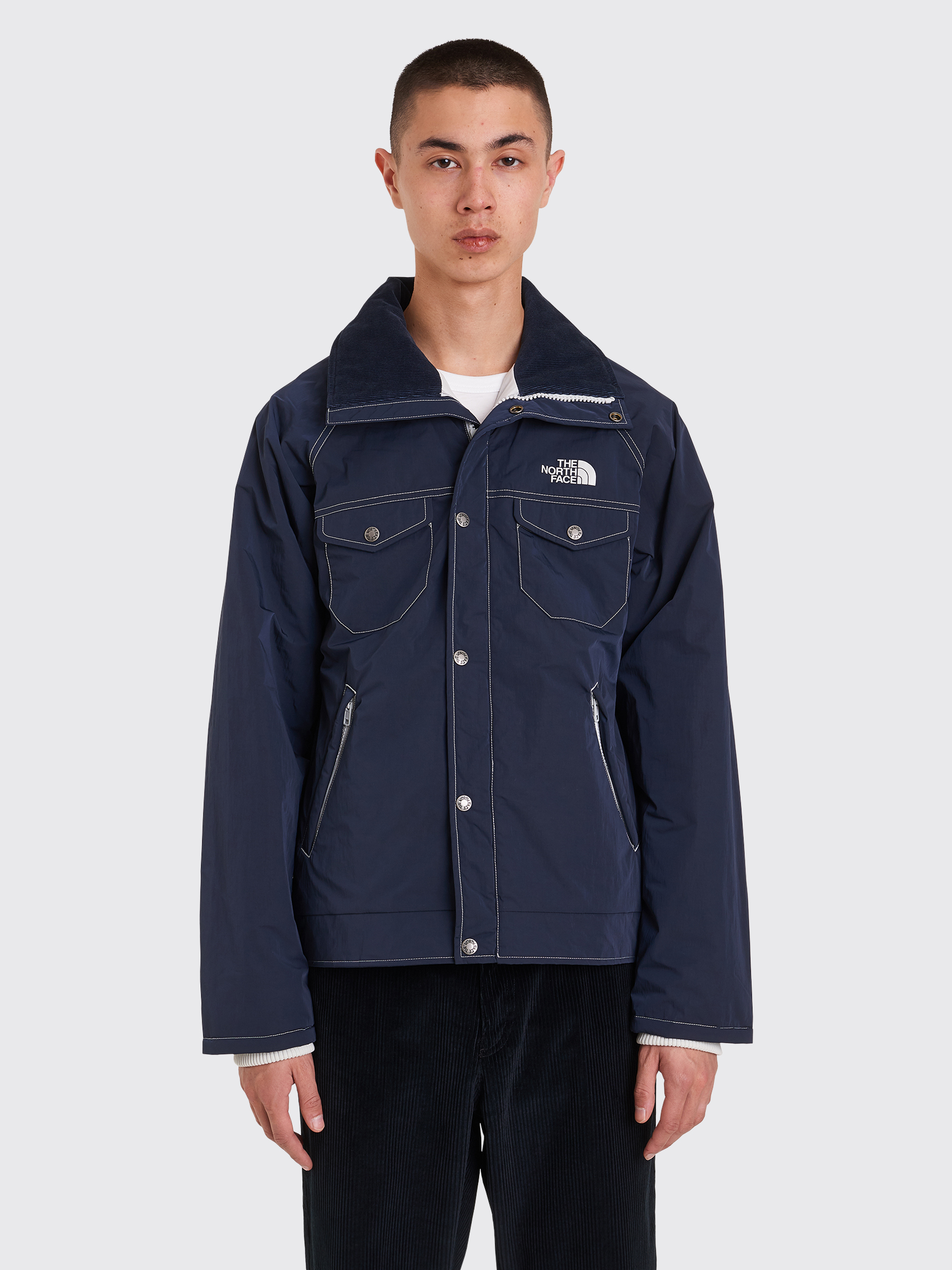 7b4189c7e Junya Watanabe MAN x The North Face Jacket Navy