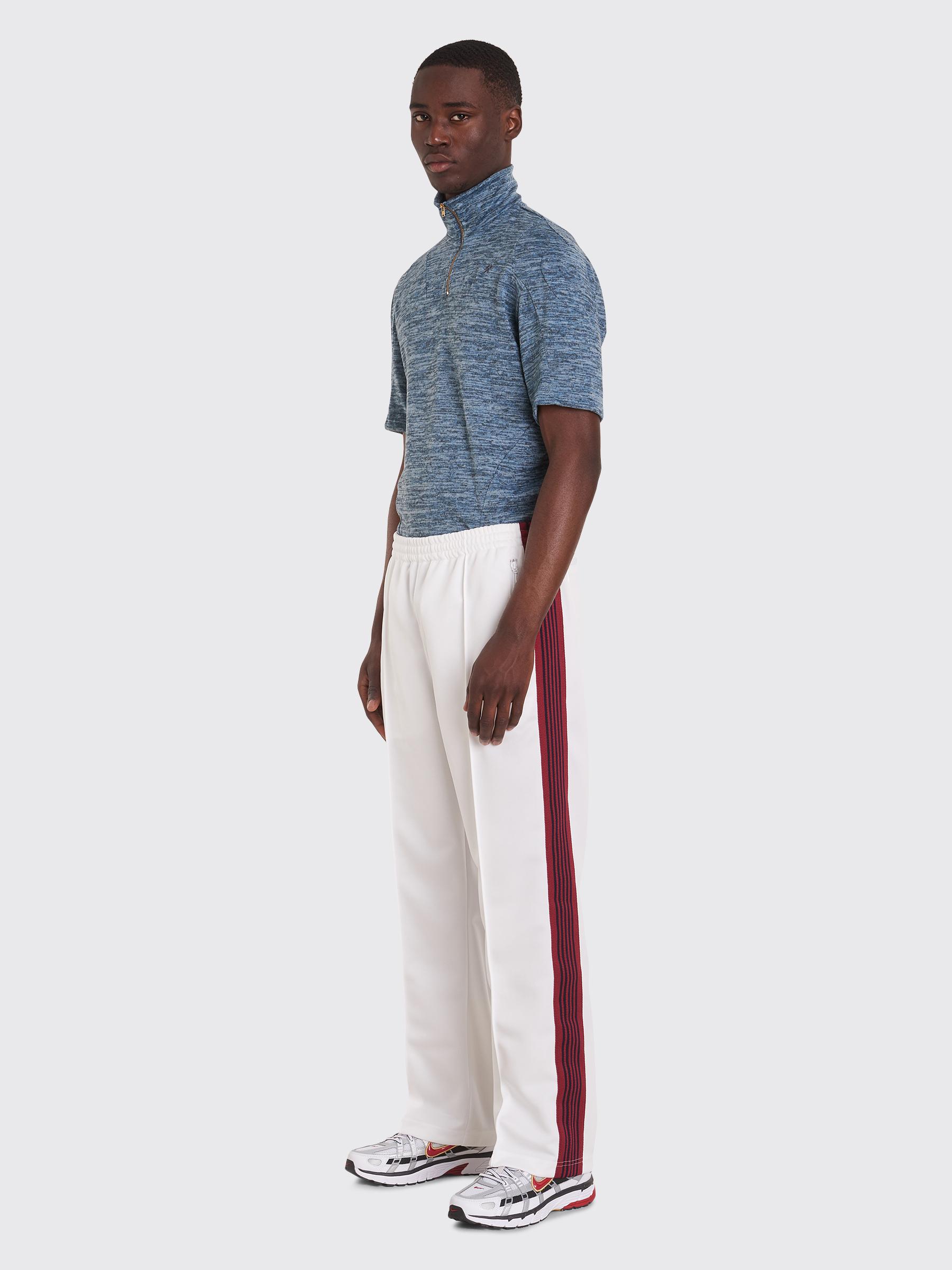 58902ce9 Très Bien - Needles Track Pants White