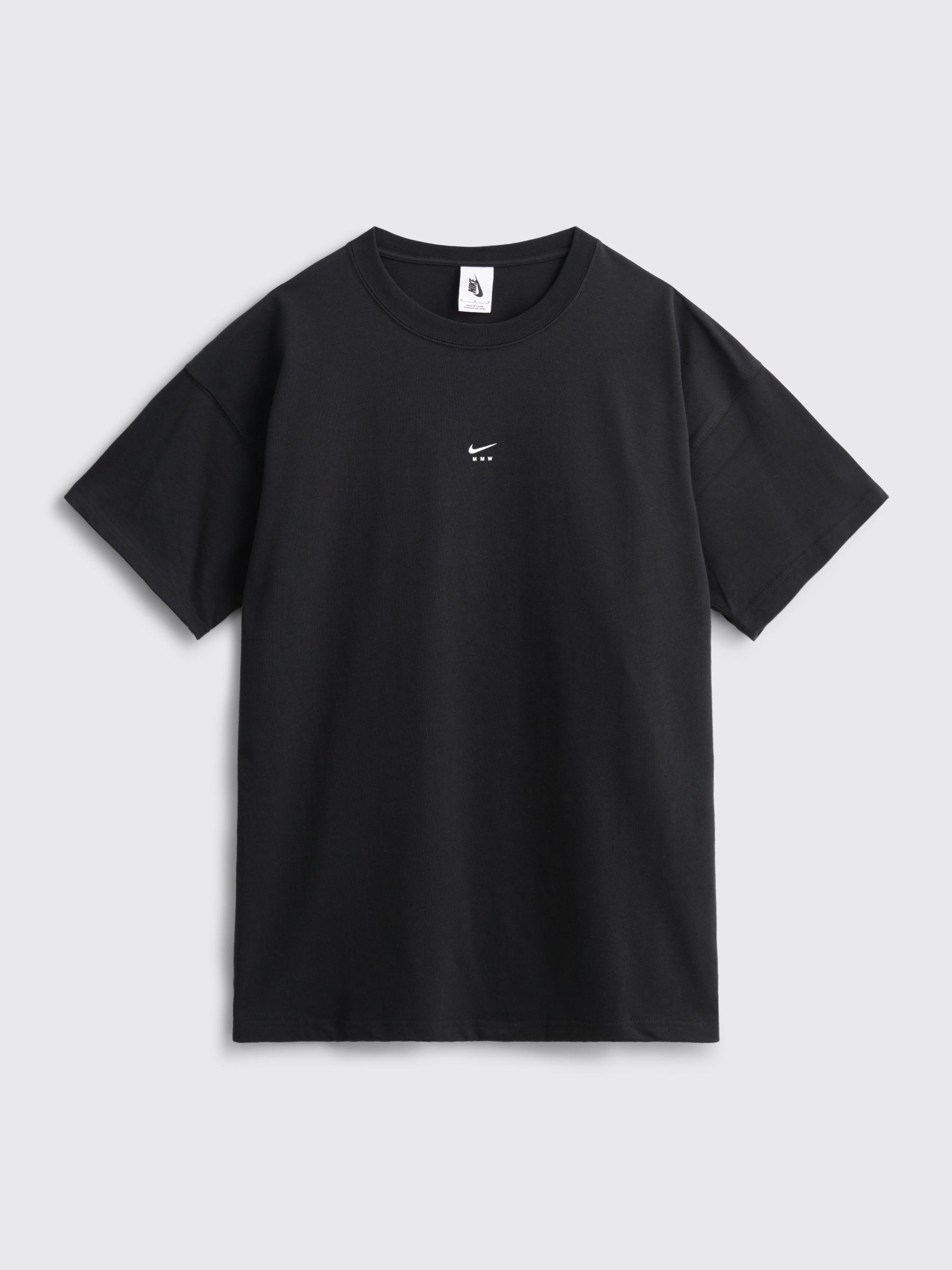 Nike x MMW NRG T shirt Black
