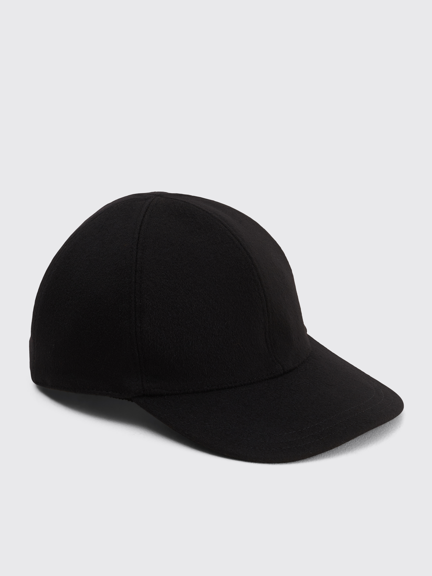 a33d53be Très Bien - Prada Baseball Cap Wool Black