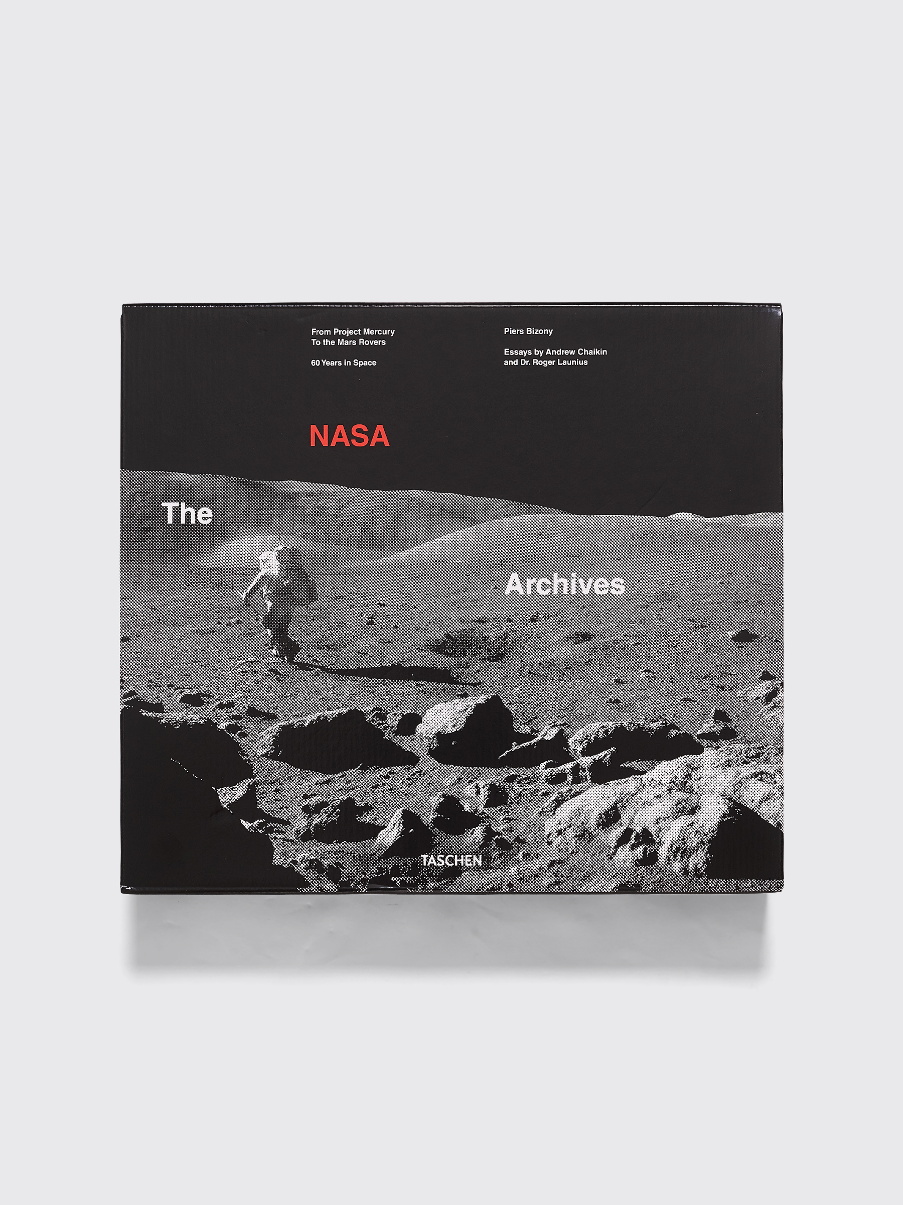 ca40a52302e44 Très Bien - Taschen The NASA Archives  60 Years in Space