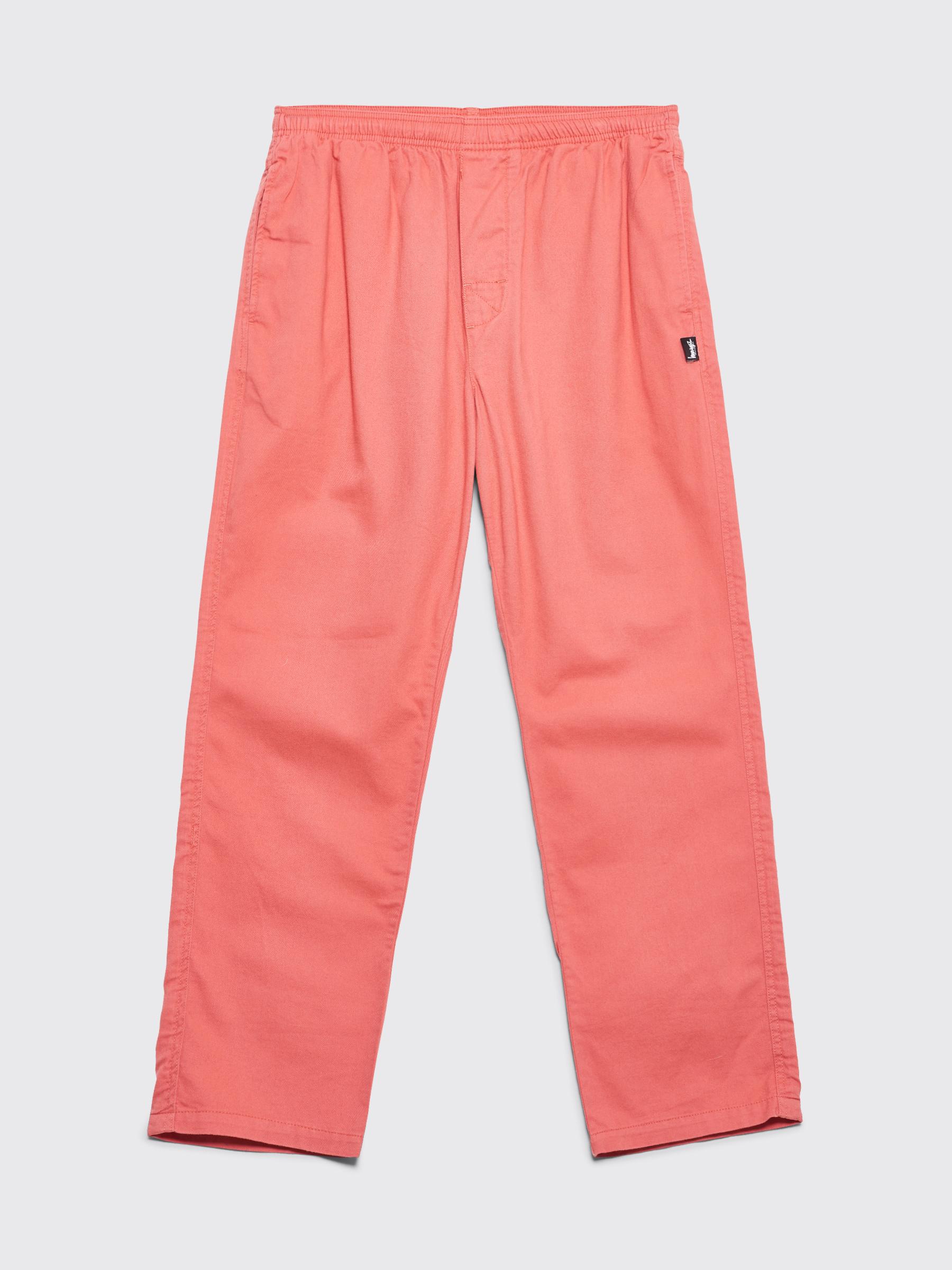 82fa0e7ee9 Très Bien - Stüssy OG Brushed Beach Pant Pink