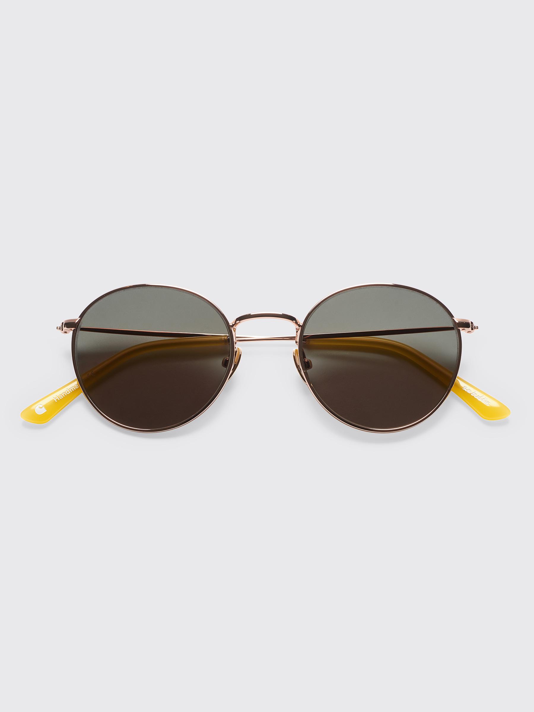 7dd6e66f6045 Très Bien - Sun Buddies for Carhartt WIP Jean Sunglasses Rose Gold