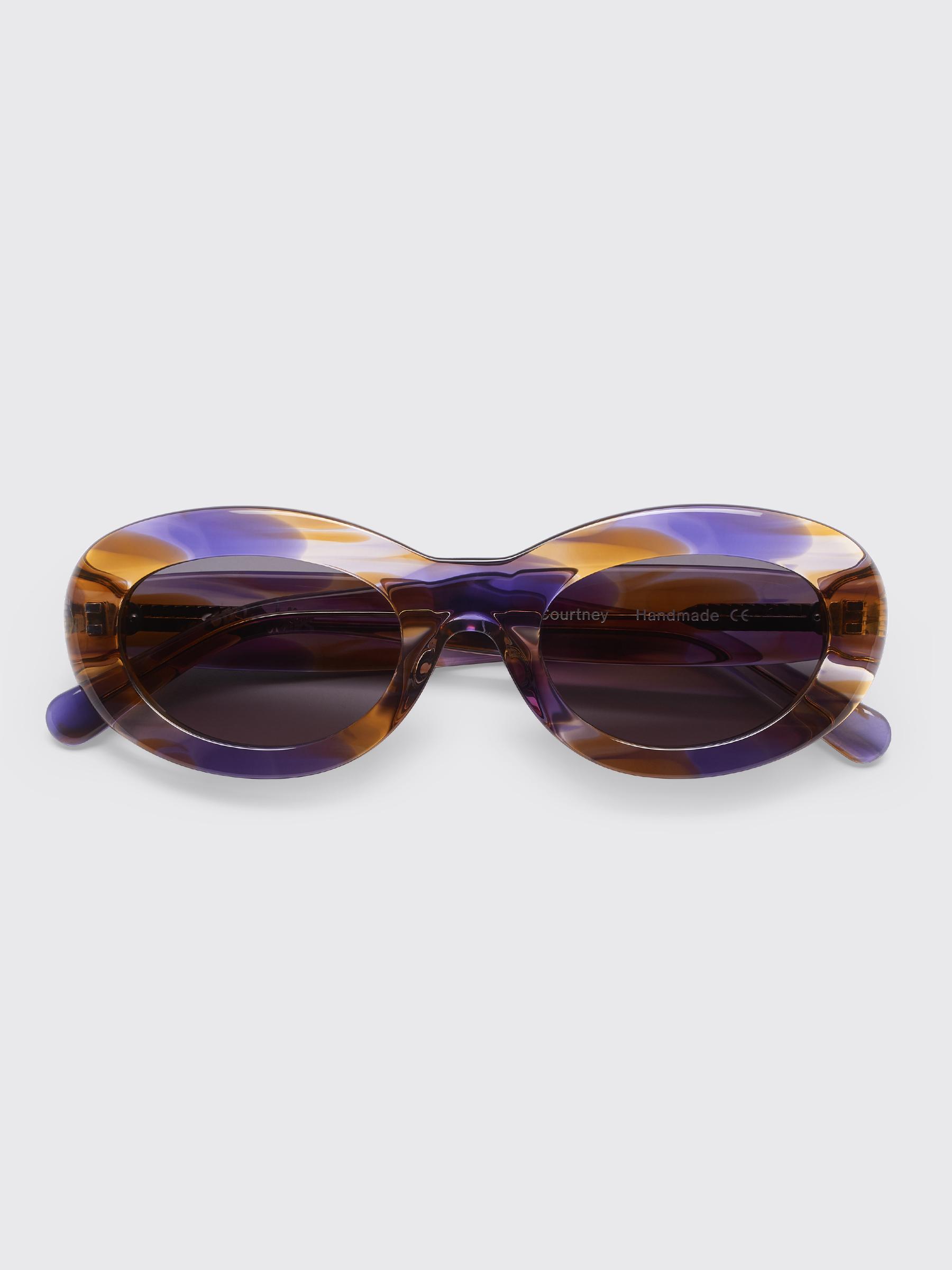 1329e7b5f Très Bien - Sun Buddies Courtney Sunglasses Lava Lamp