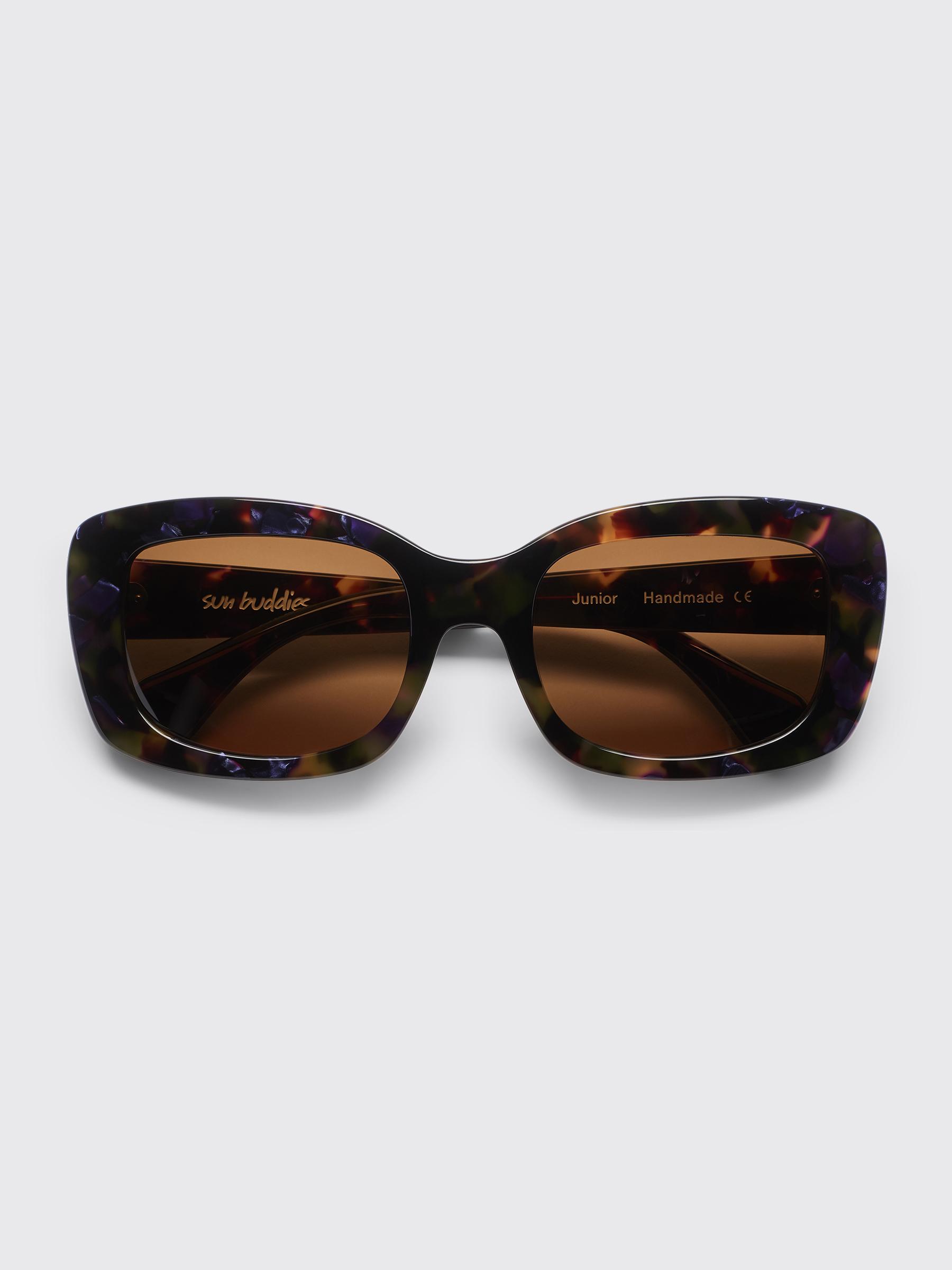 1c3bd5819 Très Bien - Sun Buddies Junior Sunglasses Purple Blonde Tortoise