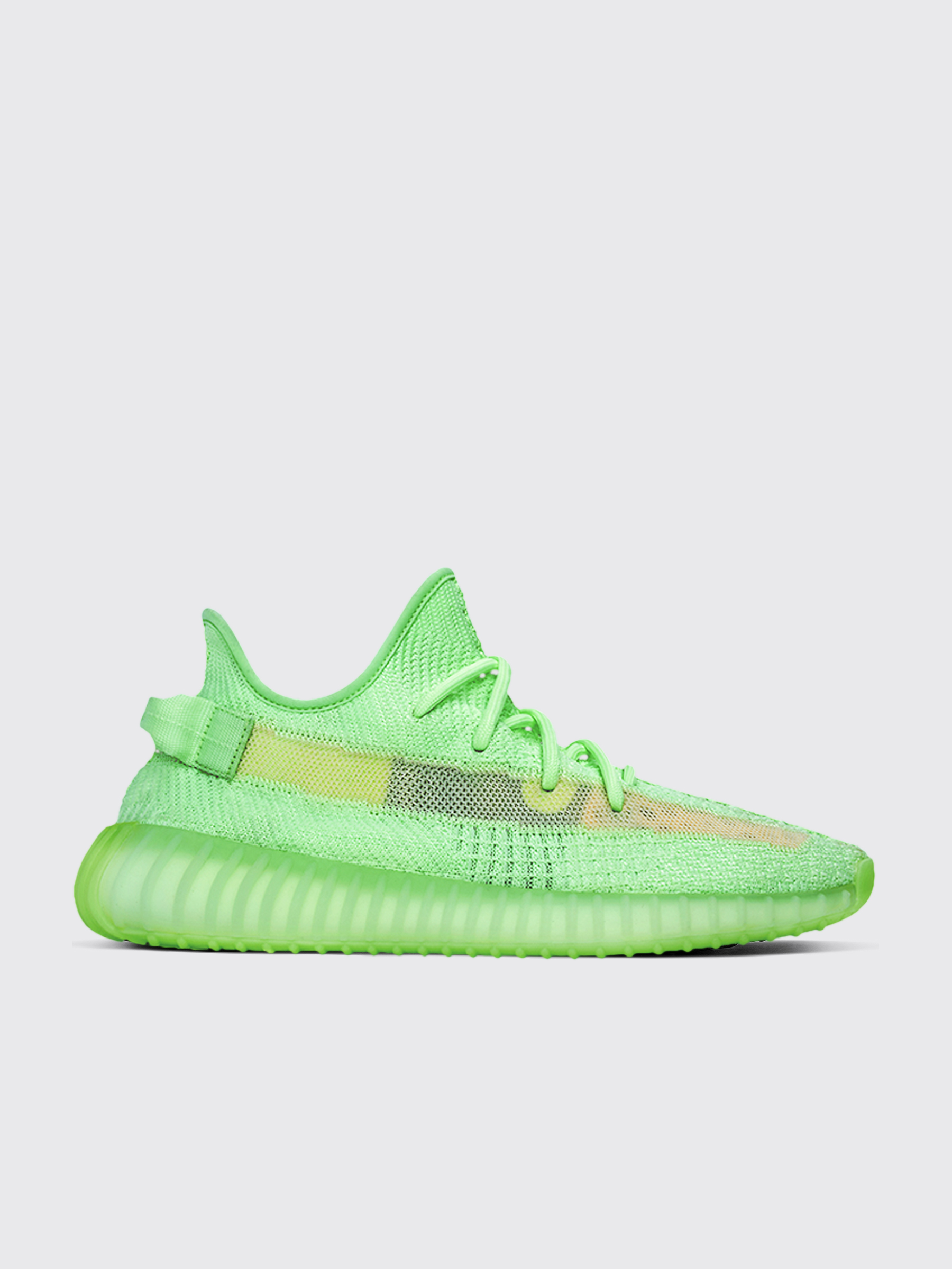 official photos 6947c ce5fe Très Bien - adidas Yeezy Boost 350 V2 Glow