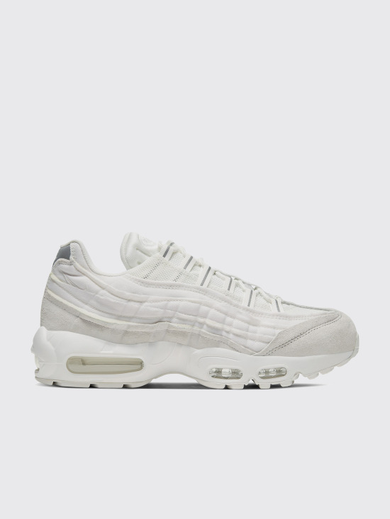 Nike Air Max Plus Neutral Grey Varsity Red